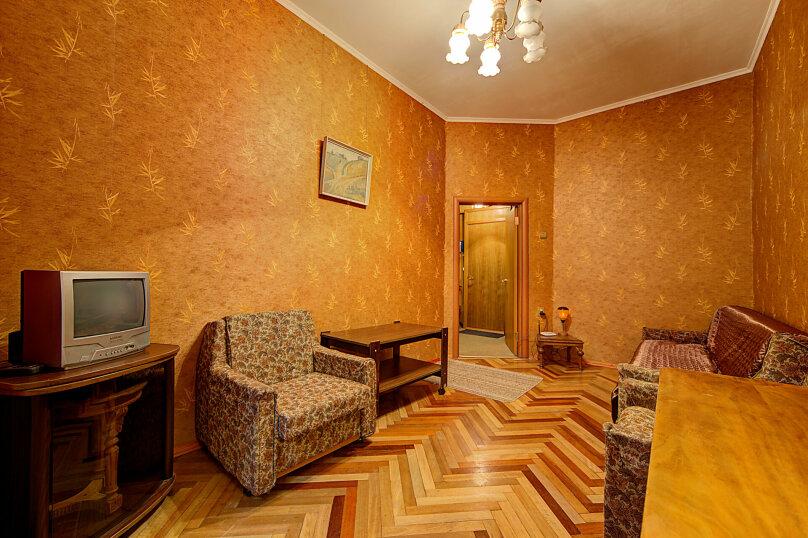 1-комн. квартира, 44 кв.м. на 3 человека, улица Жуковского, 18, Санкт-Петербург - Фотография 4