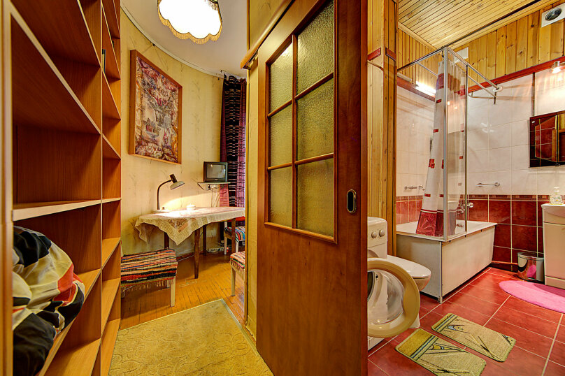 1-комн. квартира, 44 кв.м. на 3 человека, улица Жуковского, 18, Санкт-Петербург - Фотография 7