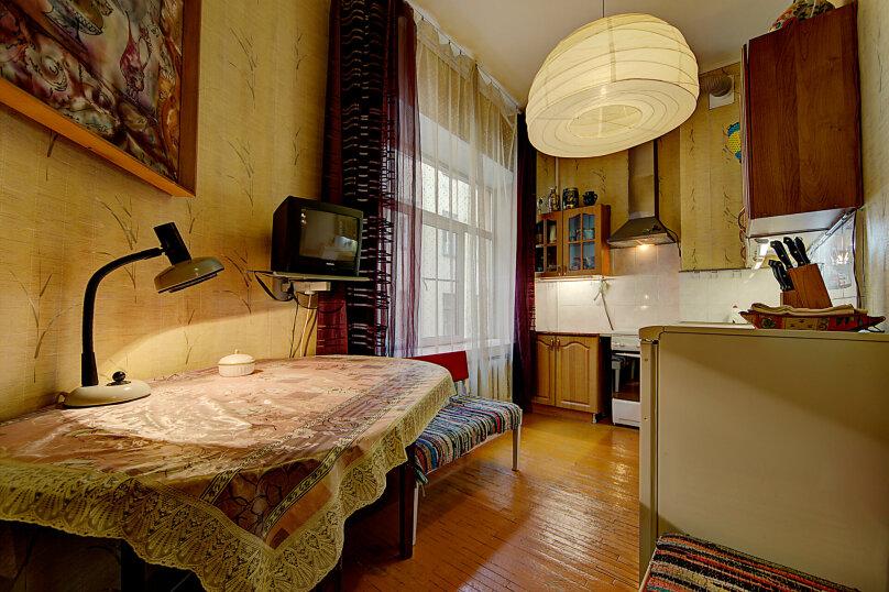 1-комн. квартира, 44 кв.м. на 3 человека, улица Жуковского, 18, Санкт-Петербург - Фотография 8