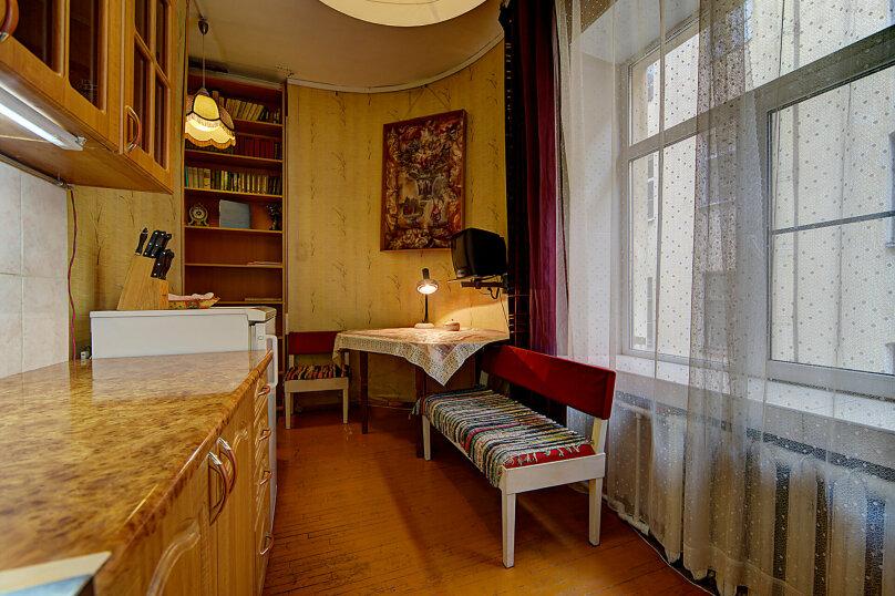 1-комн. квартира, 44 кв.м. на 3 человека, улица Жуковского, 18, Санкт-Петербург - Фотография 11