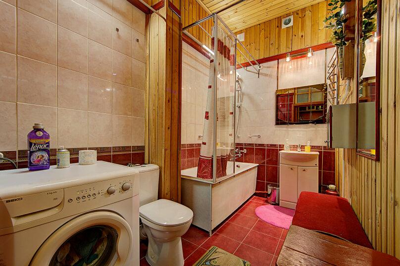 1-комн. квартира, 44 кв.м. на 3 человека, улица Жуковского, 18, Санкт-Петербург - Фотография 12