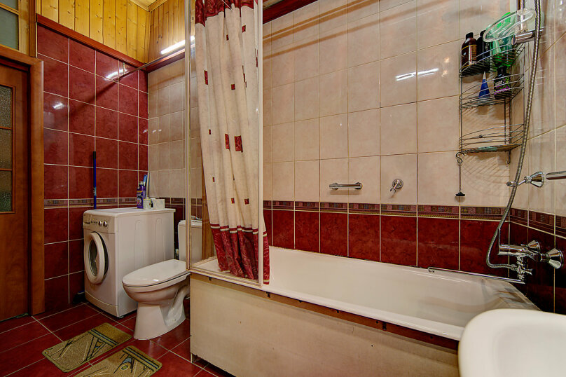 1-комн. квартира, 44 кв.м. на 3 человека, улица Жуковского, 18, Санкт-Петербург - Фотография 13