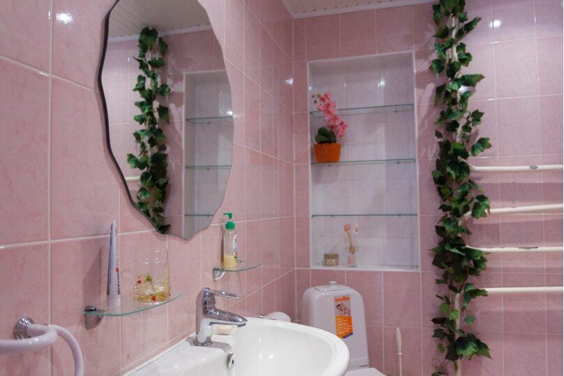 2-комн. квартира, 52 кв.м. на 4 человека, Советская улица, 65, Челябинск - Фотография 12