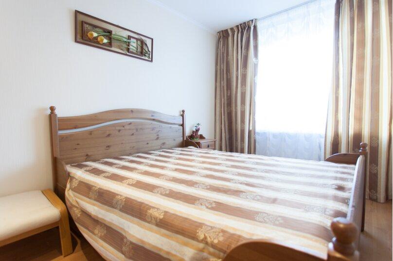 2-комн. квартира, 52 кв.м. на 4 человека, Советская улица, 65, Челябинск - Фотография 20