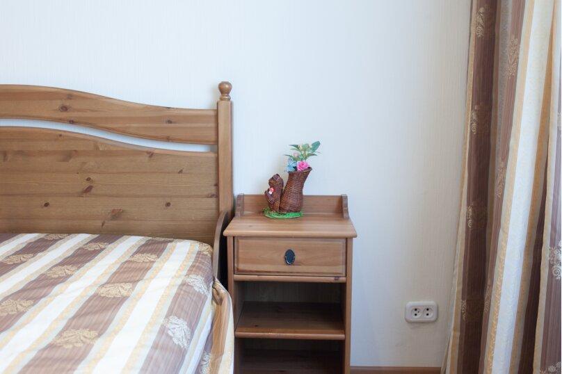 2-комн. квартира, 52 кв.м. на 4 человека, Советская улица, 65, Челябинск - Фотография 23