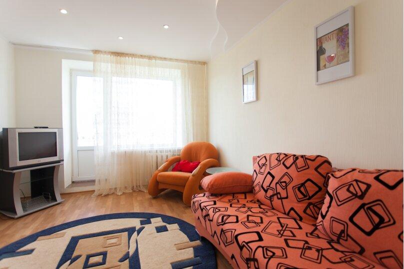 2-комн. квартира, 52 кв.м. на 4 человека, Советская улица, 65, Челябинск - Фотография 37