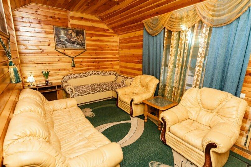 """Отель """"Стелла""""  Курорт Домбай, Карачаевская, 63 на 6 номеров - Фотография 66"""