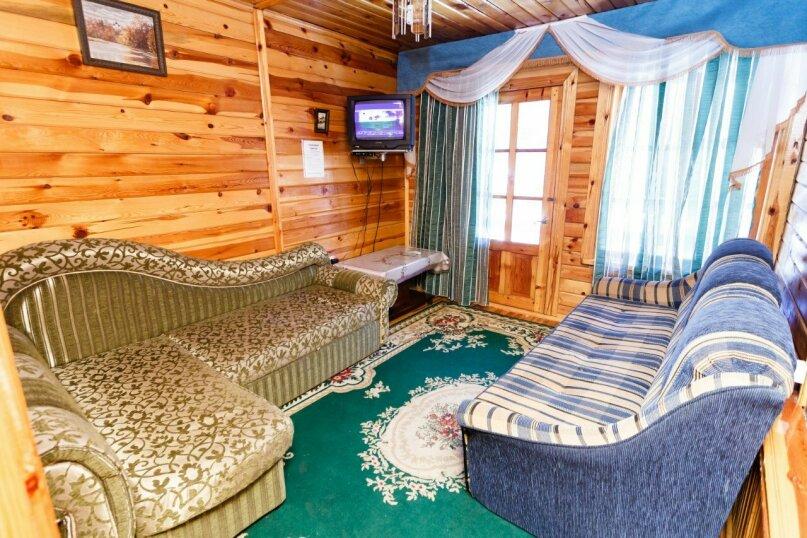"""Отель """"Стелла""""  Курорт Домбай, Карачаевская, 63 на 6 номеров - Фотография 101"""