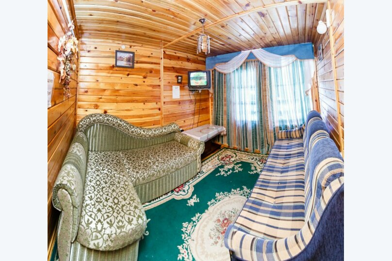 """Отель """"Стелла""""  Курорт Домбай, Карачаевская, 63 на 6 номеров - Фотография 102"""