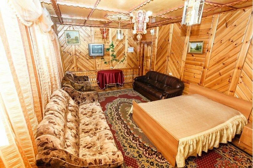"""Отель """"Стелла""""  Курорт Домбай, Карачаевская, 63 на 6 номеров - Фотография 81"""