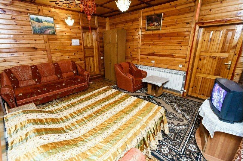 """Отель """"Стелла""""  Курорт Домбай, Карачаевская, 63 на 6 номеров - Фотография 76"""