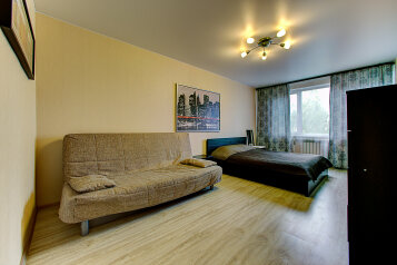 1-комн. квартира, 35 кв.м. на 4 человека, аллея Поликарпова, метро Пионерская, Санкт-Петербург - Фотография 4