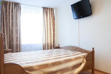 2-комн. квартира, 52 кв.м. на 4 человека, Советская улица, Челябинск - Фотография 1