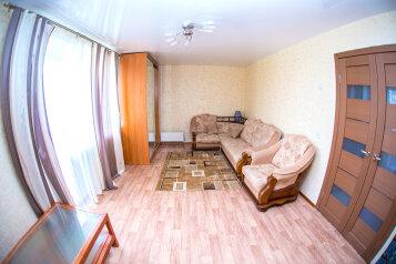 1-комн. квартира, 48 кв.м. на 3 человека, Ядринцевская улица, 48, Площадь Ленина, Новосибирск - Фотография 1
