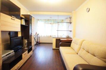 1-комн. квартира, 30 кв.м. на 3 человека, Партизанская улица, 14, Лазаревское - Фотография 1