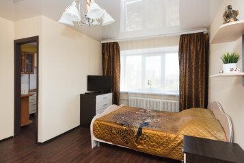 1-комн. квартира, 35 кв.м. на 4 человека, улица Челюскинцев, 29, Уральская, Екатеринбург - Фотография 1