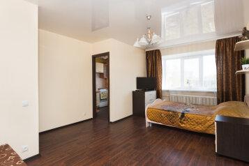 1-комн. квартира, 35 кв.м. на 4 человека, улица Челюскинцев, 29, Уральская, Екатеринбург - Фотография 3