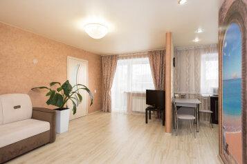 2-комн. квартира, 45 кв.м. на 4 человека, улица Челюскинцев, 29, Уральская, Екатеринбург - Фотография 4