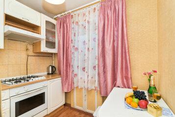 2-комн. квартира, 45 кв.м. на 6 человек, улица Челюскинцев, 29, Уральская, Екатеринбург - Фотография 3