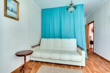 1-комн. квартира, 45 кв.м. на 4 человека, Благодатная улица, метро Электросила, Санкт-Петербург - Фотография 4