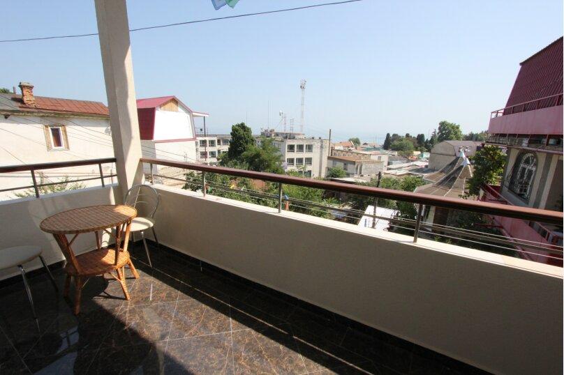 №4 люкс 4ех местн, Генуэзский тупик, 2Д, Алушта - Фотография 5