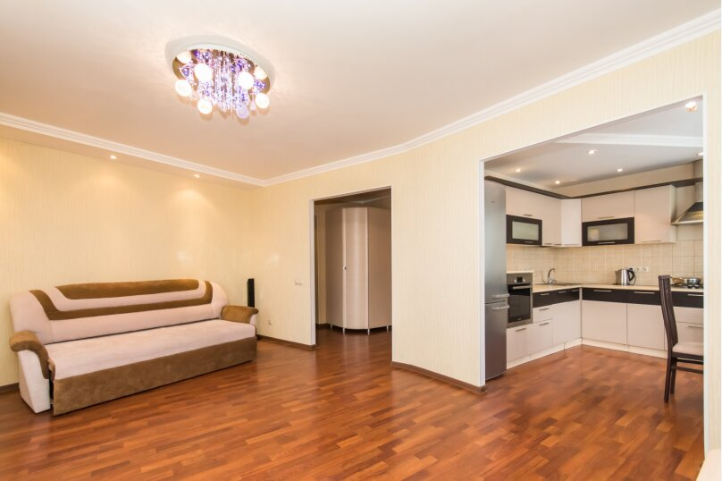 1-комн. квартира, 45 кв.м. на 3 человека, улица Хади Такташа, 41, Казань - Фотография 4