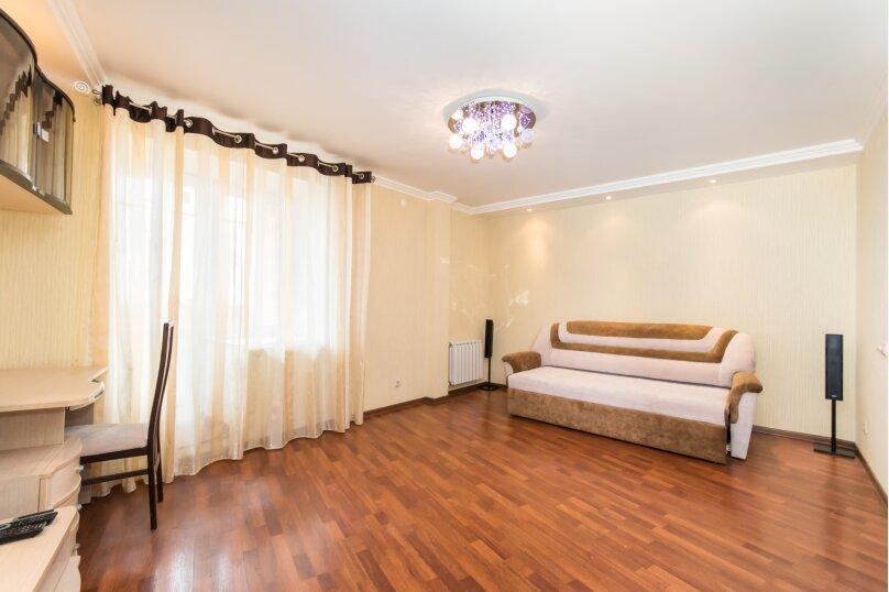 1-комн. квартира, 45 кв.м. на 3 человека, улица Хади Такташа, 41, Казань - Фотография 5