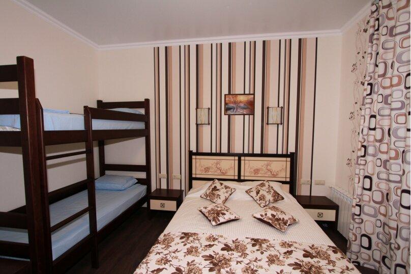 №5 люкс 4ех местн с балконом, Красногвардейская улица, 19, Геленджик - Фотография 2