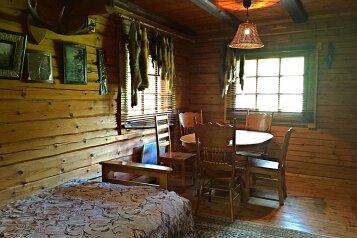 Эко-дом в лесу, 60 кв.м. на 6 человек, 3 спальни, проспект Ленина, Лодейное Поле - Фотография 2
