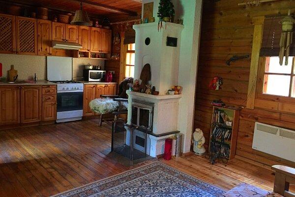 Эко-дом в лесу, 60 кв.м. на 6 человек, 3 спальни, проспект Ленина, 12, Лодейное Поле - Фотография 1
