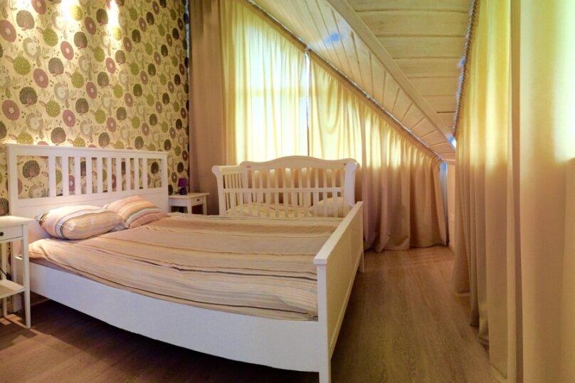 Коттедж с 4 спальнями, сауной, камином и бильярдом в Порошкино, 300 кв.м. на 8 человек, 4 спальни, массив Пасечный, 10, деревня Порошкино, Бугры - Фотография 24