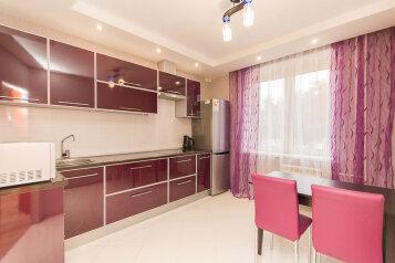 2-комн. квартира, 65 кв.м. на 4 человека, улица Белинского, Нижний Новгород - Фотография 1