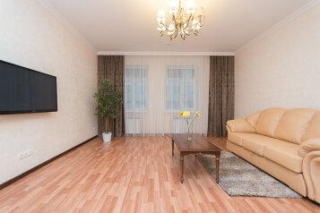 2-комн. квартира, 100 кв.м. на 4 человека, Тверская улица, 5А, Советский район, Нижний Новгород - Фотография 1