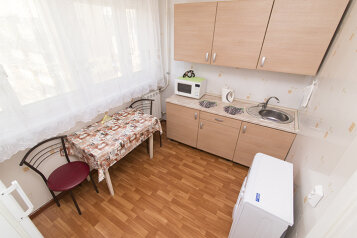 1-комн. квартира, 35 кв.м. на 4 человека, улица Малышева, Площадь 1905 года, Екатеринбург - Фотография 1