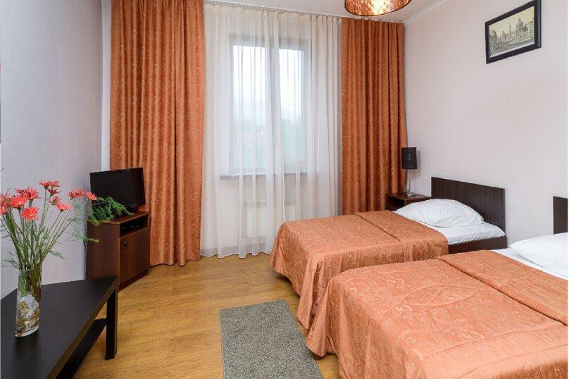 Двухместные с 2 кроватями, Аибгинский переулок, 1А, Красная Поляна - Фотография 2