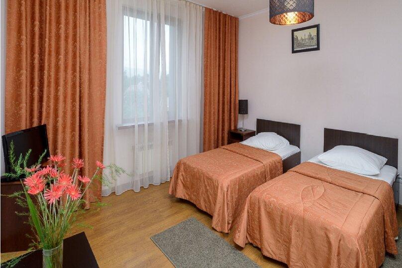 Двухместные с 2 кроватями, Аибгинский переулок, 1А, Красная Поляна - Фотография 1