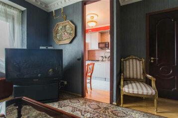 2-комн. квартира, 60 кв.м. на 4 человека, Малый Власьевский переулок, метро Кропоткинская, Москва - Фотография 3