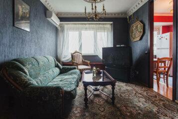 2-комн. квартира, 60 кв.м. на 4 человека, Малый Власьевский переулок, метро Кропоткинская, Москва - Фотография 4