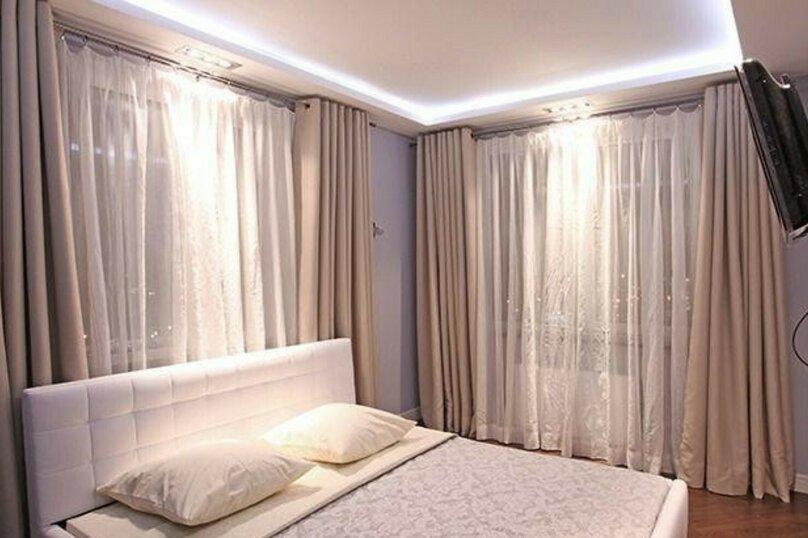 2-комн. квартира, 60 кв.м. на 5 человек, Мелик-Карамова , 25, Сургут - Фотография 1