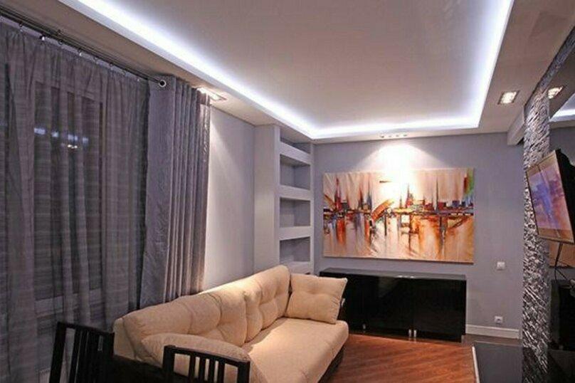 2-комн. квартира, 60 кв.м. на 5 человек, Мелик-Карамова , 25, Сургут - Фотография 4