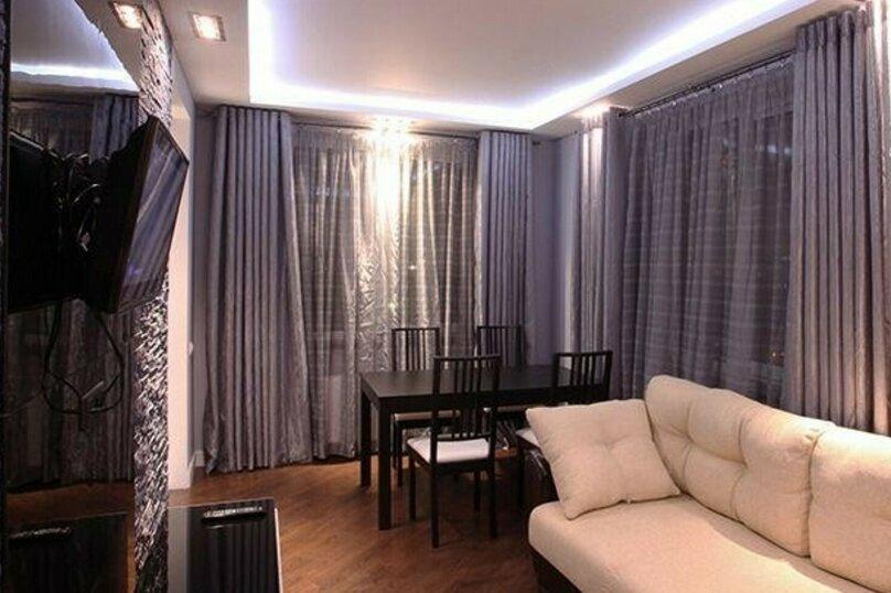 2-комн. квартира, 60 кв.м. на 5 человек, Мелик-Карамова , 25, Сургут - Фотография 13
