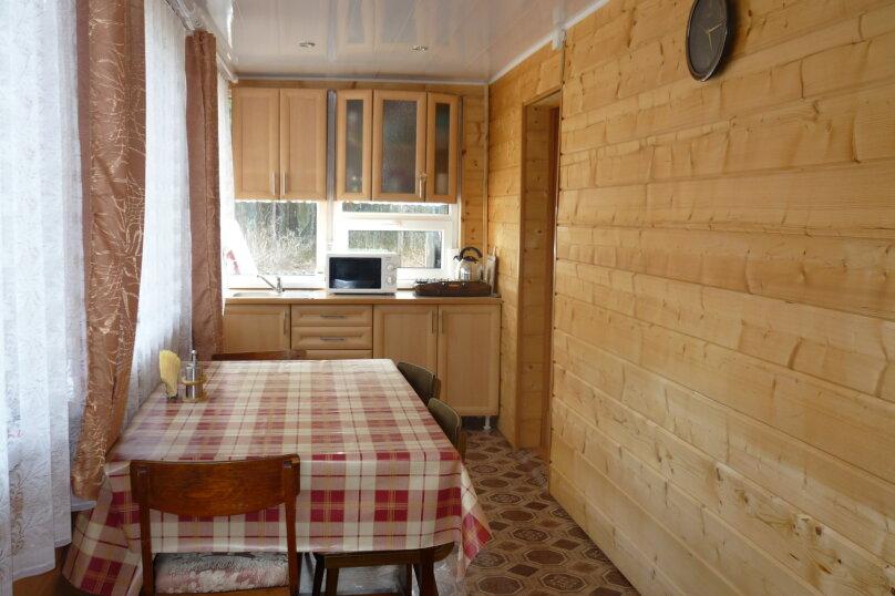 Коттедж в Каменке, 90 кв.м. на 6 человек, 5 спален, Прибрежная улица, 2, Медвежьегорск - Фотография 13