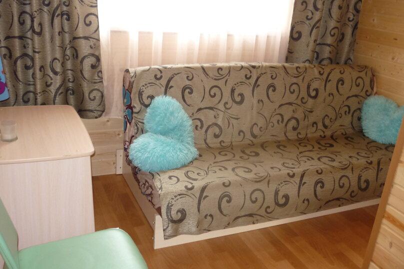 Коттедж в Каменке, 90 кв.м. на 6 человек, 5 спален, Прибрежная улица, 2, Медвежьегорск - Фотография 14