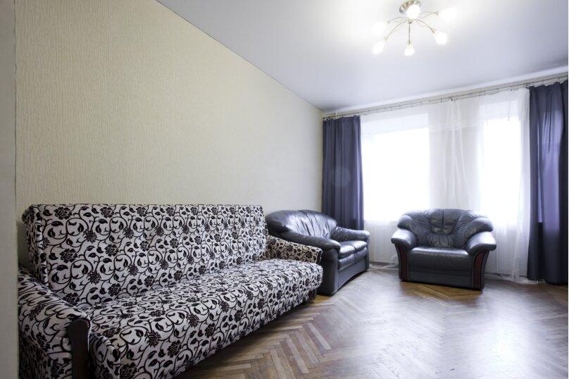 1-комн. квартира на 4 человека, улица Достоевского, 4, Санкт-Петербург - Фотография 2
