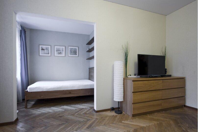 1-комн. квартира на 4 человека, улица Достоевского, 4, Санкт-Петербург - Фотография 3