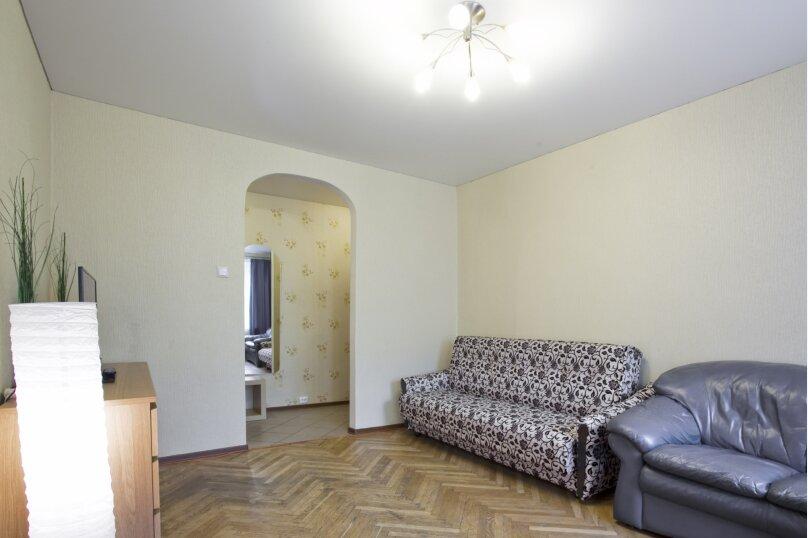 1-комн. квартира на 4 человека, улица Достоевского, 4, Санкт-Петербург - Фотография 6