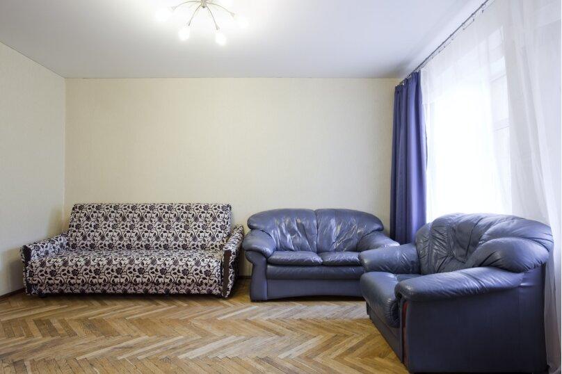 1-комн. квартира на 4 человека, улица Достоевского, 4, Санкт-Петербург - Фотография 7