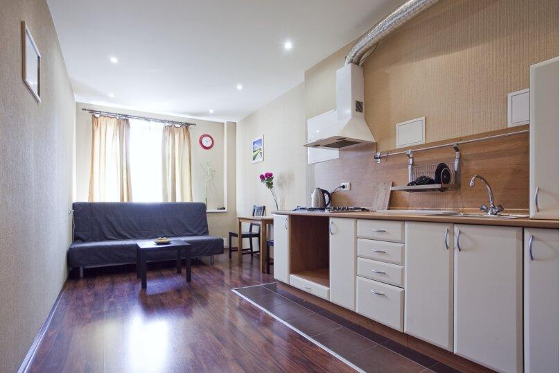 1-комн. квартира на 6 человек, улица Черняховского, 30А, Санкт-Петербург - Фотография 5