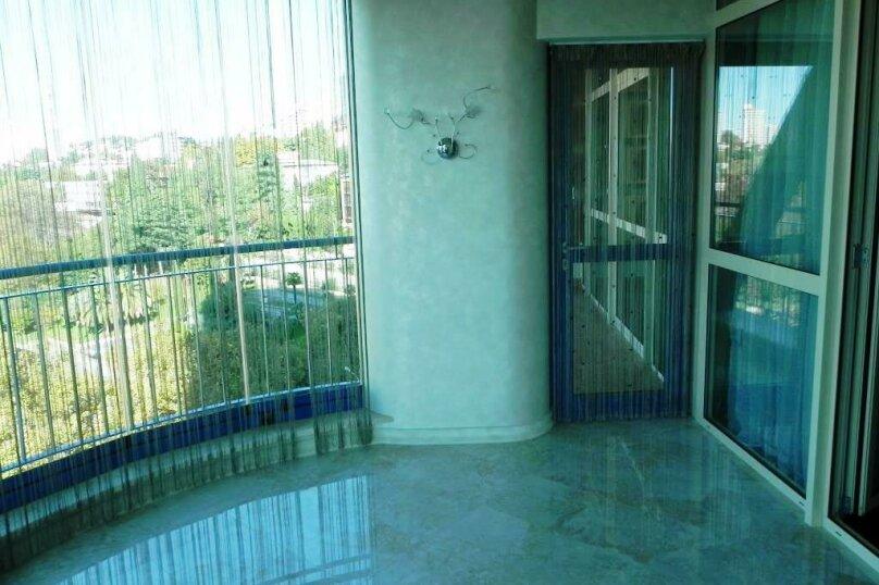 3-комн. квартира, 150 кв.м. на 6 человек, проспект Пушкина, 6, Сочи - Фотография 16