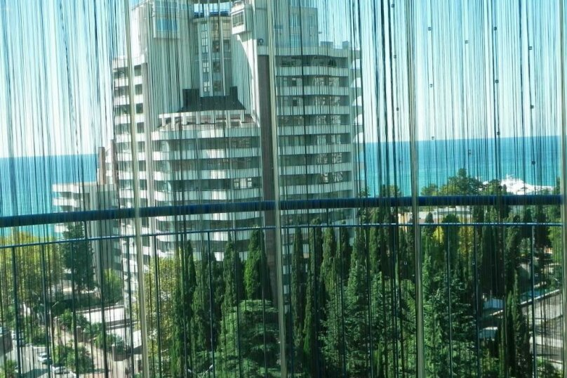 3-комн. квартира, 150 кв.м. на 6 человек, проспект Пушкина, 6, Сочи - Фотография 18